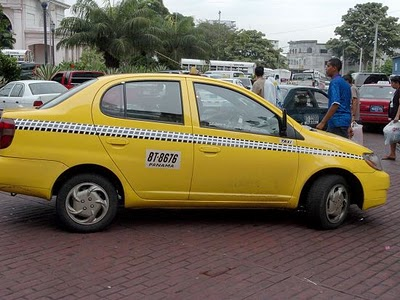 panama taxis 2