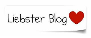 Premios - Liebster Blog