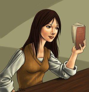A_girl_reading_a_book_by_sophiac